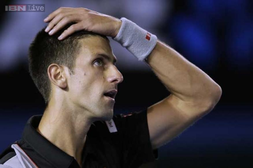 Novak Djokovic out for 'some time' with wrist injury