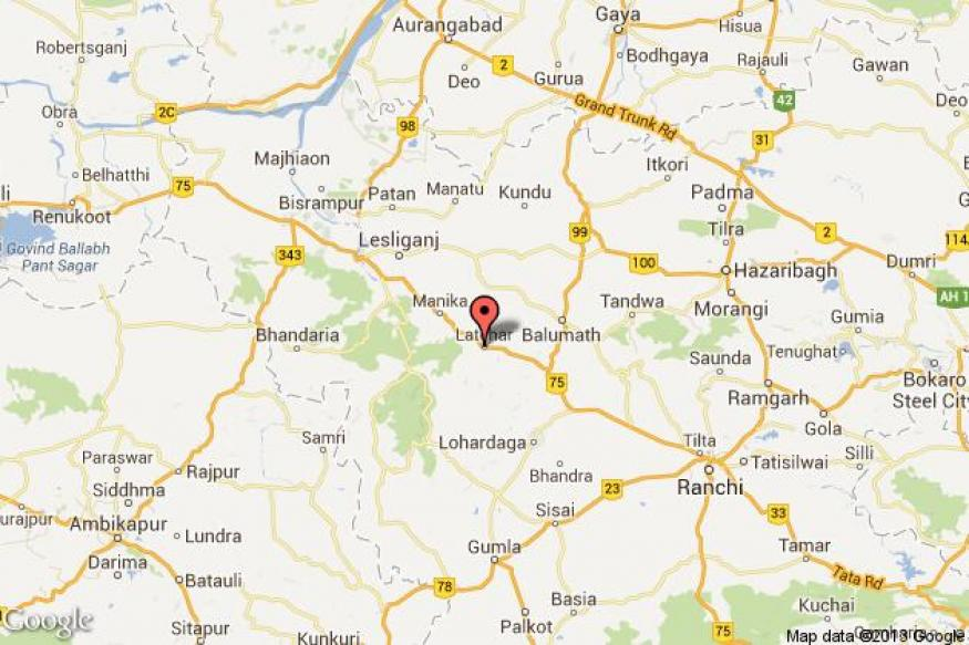 Maoists trigger series of explosions in Latehar before polling
