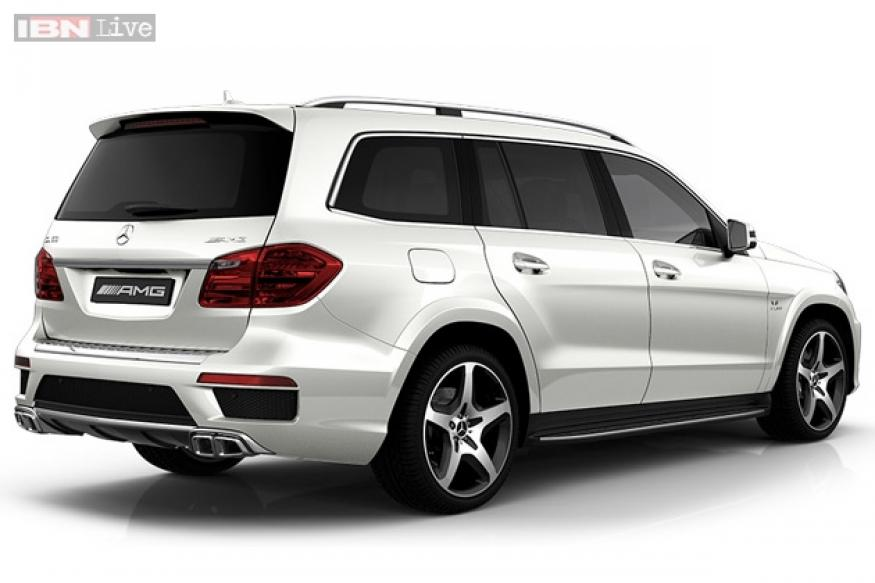 Mercedes benz launches gl 63 amg luxury suv in india at rs for Mercedes benz 7 seater suv