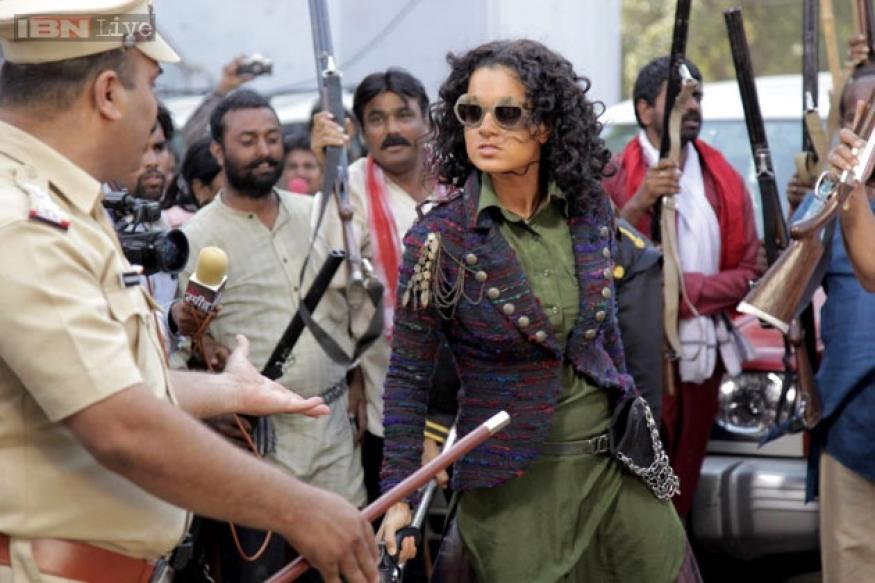 'Revolver Rani': Bollywood gets its first woman 'hero' in Kangana Ranaut after a long, long time