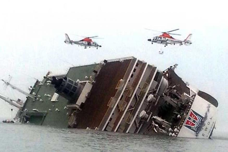 South Korea: 2 dead, 295 missing as ferry sinks