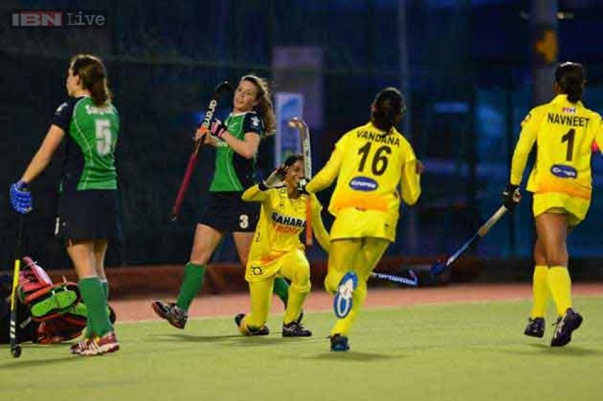 Hockey: Indian women go down to Scotland 0-4 in Champions Challenge 1