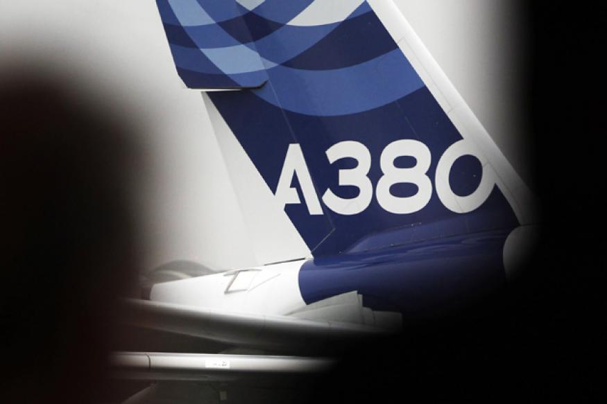 Landing of airbus A380: As it happened