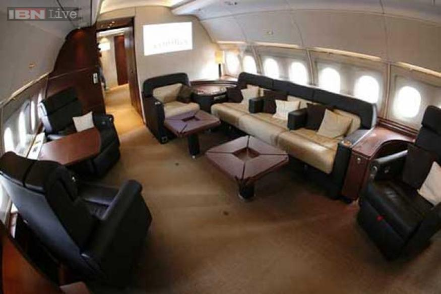 The world's most luxurious first class airplane cabins: They have spas, showers, bedrooms and their own chefs