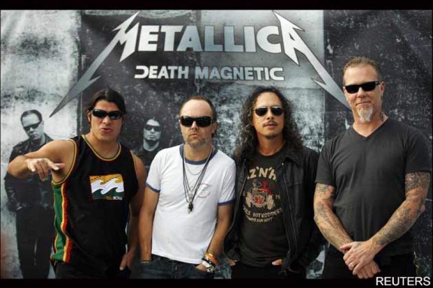 We won't have longevity of Rolling Stones: Metallica