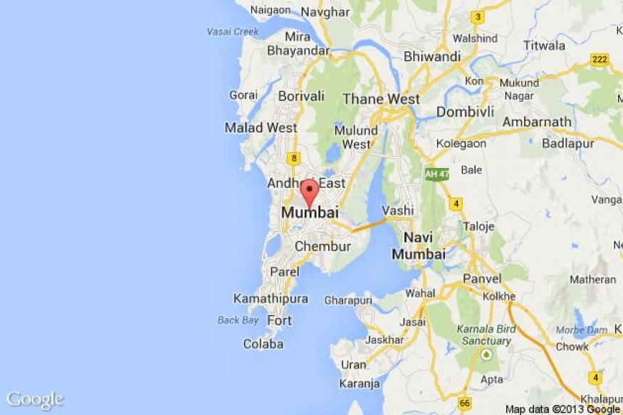 Mumbai Fire breaks out at Income Tax Office  News18
