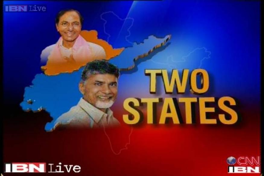 Andhra Pradesh split, India's 29th state Telangana is born