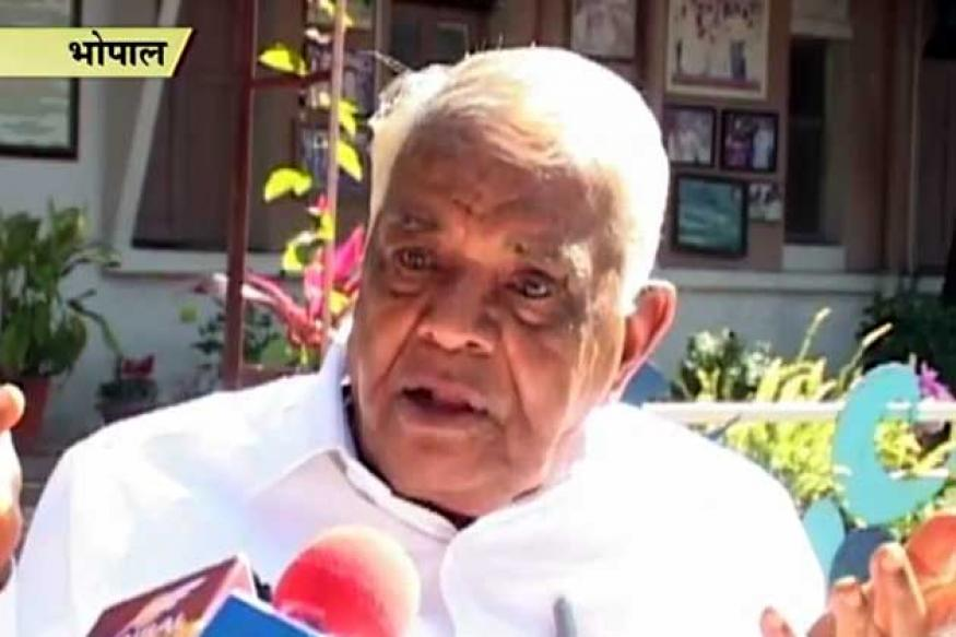 No government can ensure there is no rape: Babulal Gaur