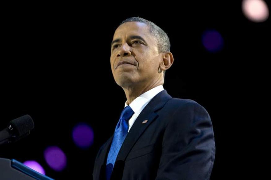 US President Barack Obama wishes Muslims on Eid