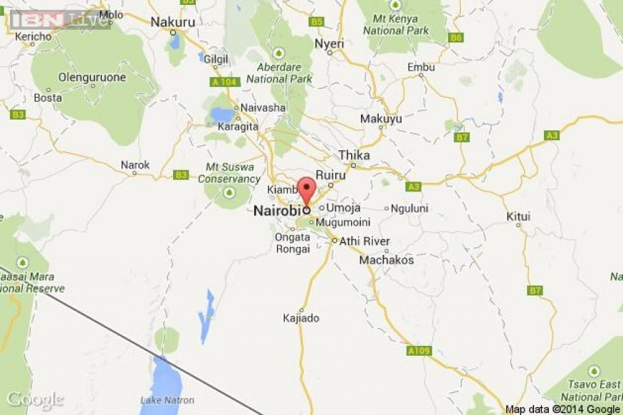 Four dead after cargo plane crashes in Kenya capital