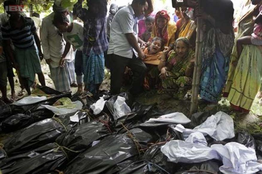 Fresh violence on Assam-Nagaland border, 18 injured
