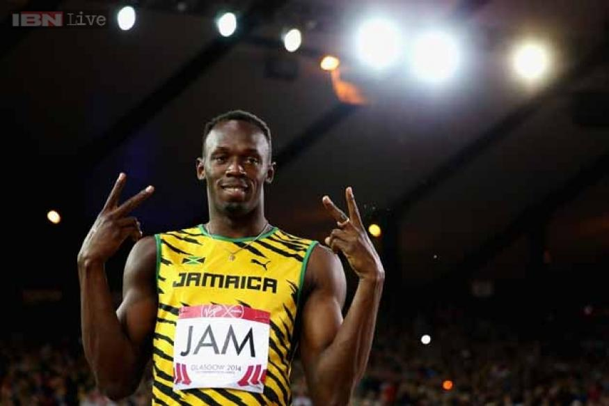 CWG 2014: Bolt hits the track to delight Glasgow crowd