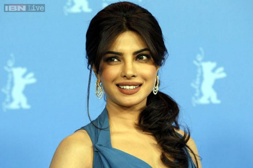 Priyanka Chopra is not interested in taking the ALS ice bucket challenge