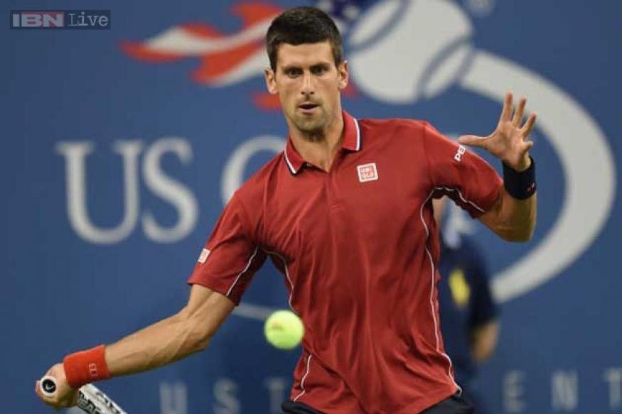 Top seeds Djokovic and Williams take US Open spotlight