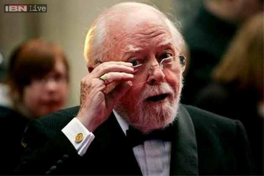 British Prime Minister David Cameron leads tributes for UK film veteran Richard Attenborough