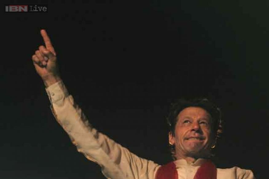 US following different policy for Pakistan: Imran Khan