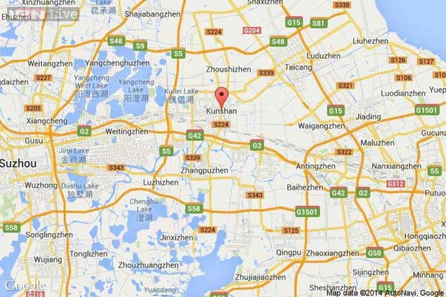 Explosion at factory in eastern China kills 65: state media