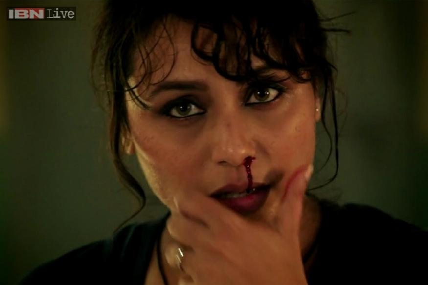 Overwhelmed by public response to 'Mardaani', Rani Mukerji feels the film has hit the right chord