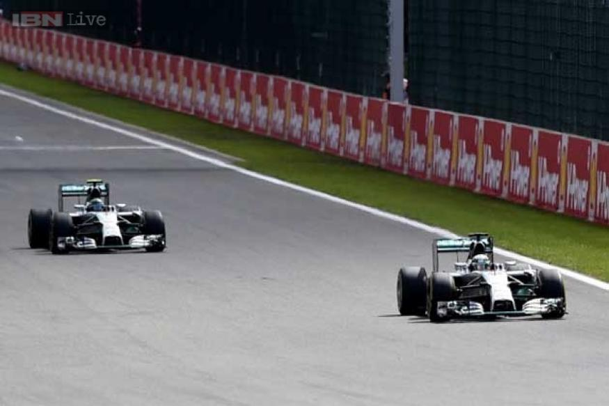 FIA will take no action against Nico Rosberg