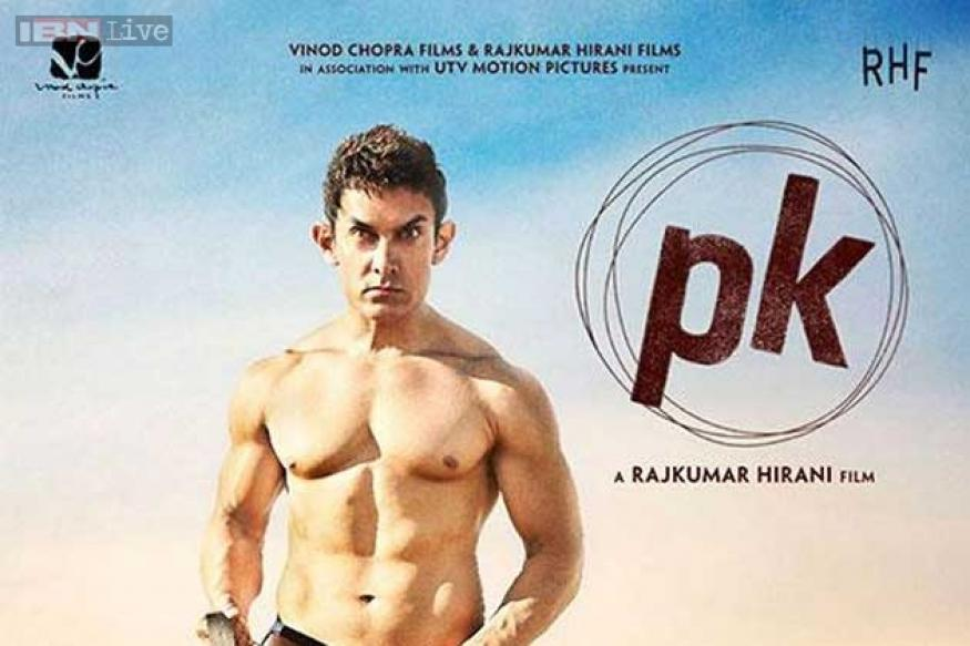 Aamir Khan's nude 'PK' poster: Is Bollywood hypocritical in acceptance of male and female nudity?