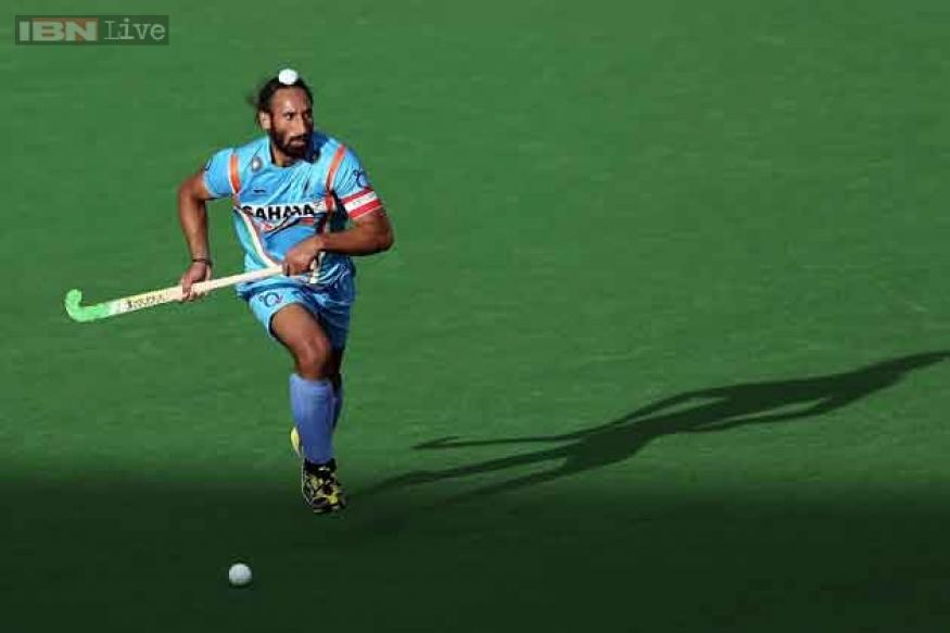 CWG 2014: Sardar Singh suspended for semifinal against New Zealand