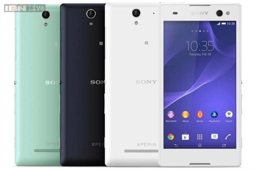 Sony Xperia C3: Sony launches a 'selfie' smartphone in India at Rs 23,990