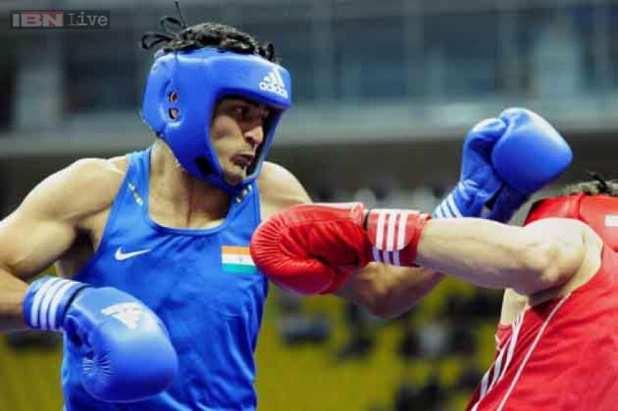 Injury forces Vijender Singh to take a break, out of Asian Games