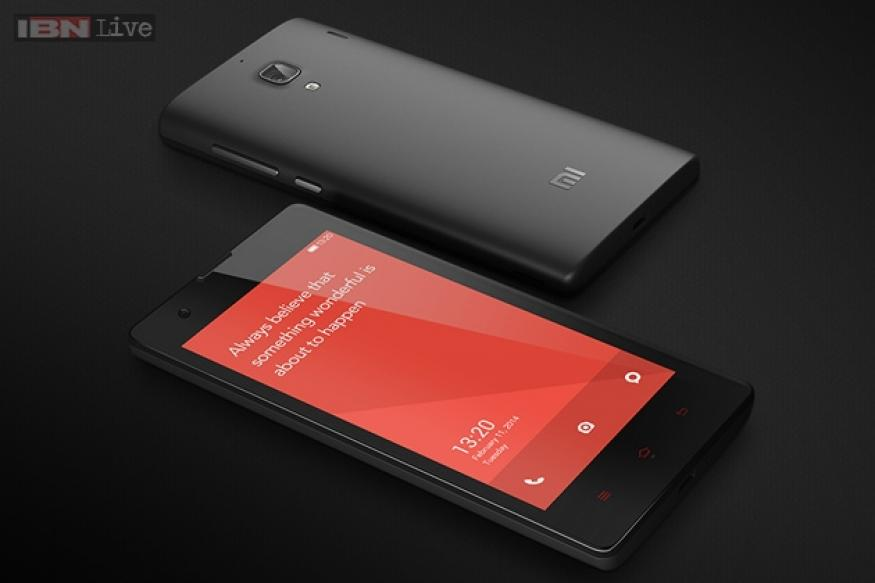 Xiaomi Redmi 1S launched in India at Rs 5,999; to go on sale from September 2
