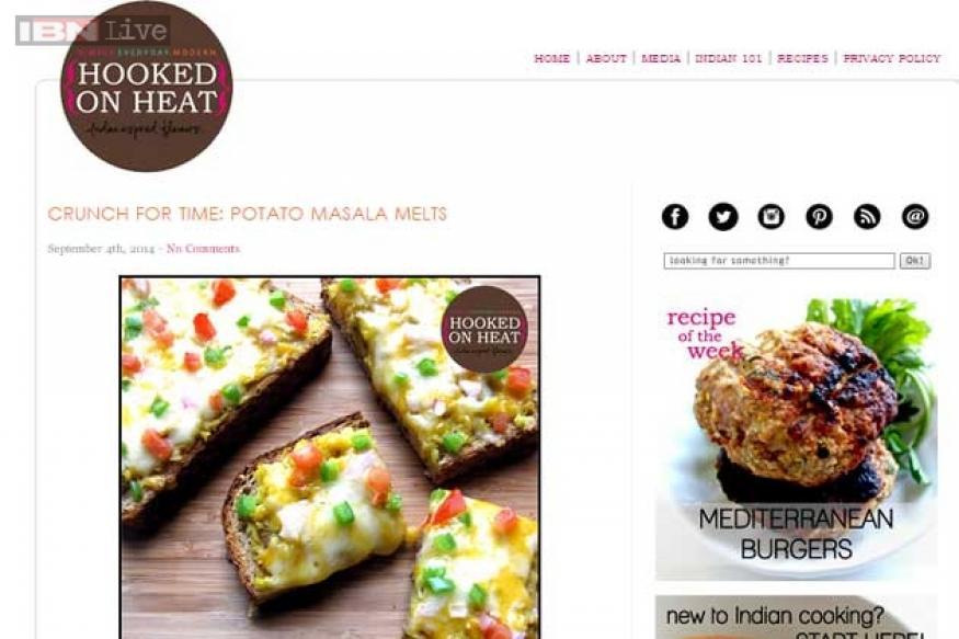 Tasting it online: Food for blog