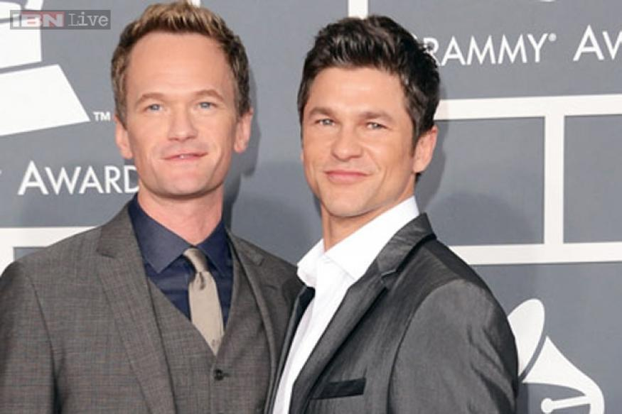 'How I Met Your Mother' star Neil Patrick Harris ties the ...