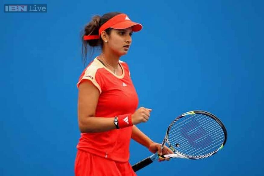 Sania Mirza enter mixed doubles final at US Open