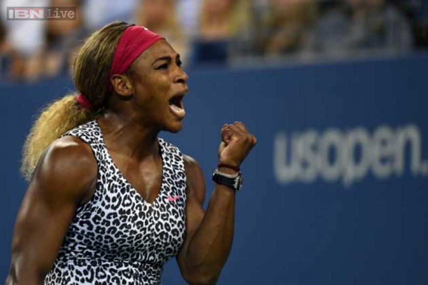 Serena Williams crushes Flavia Pennetta to reach US Open semi-finals