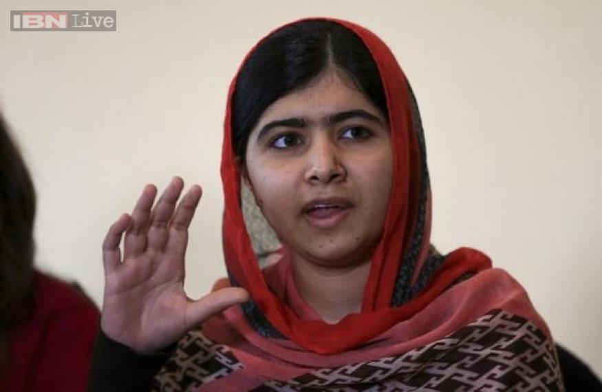 Live: Pak teen activist Malala Yousafzai on her Nobel Peace Prize win