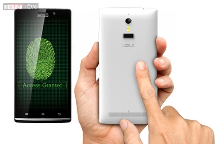 Xolo Q2100 with fingerprint sensor launched in India at Rs 13,499