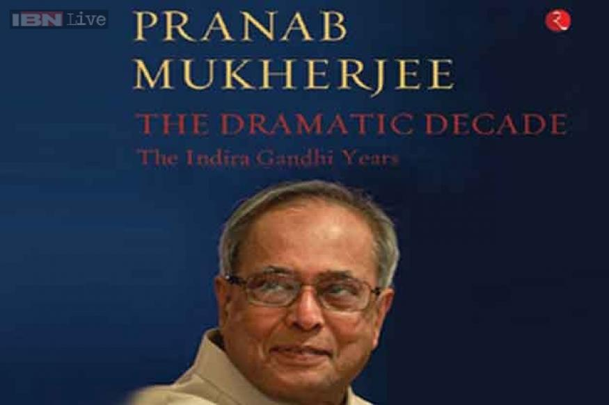 When Pranab got a 'dressing down' from Indira Gandhi