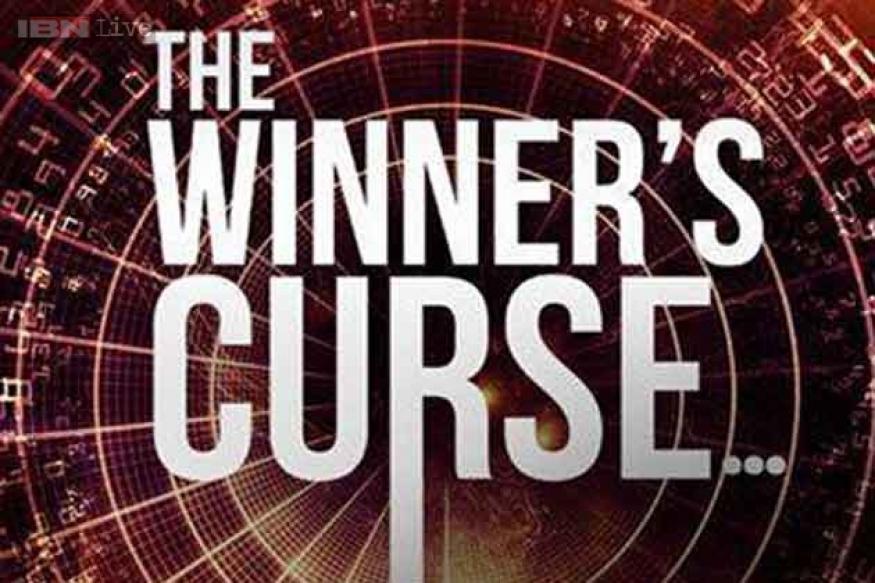 Dee Walker's 'The Winner's Curse' is a racy potboiler
