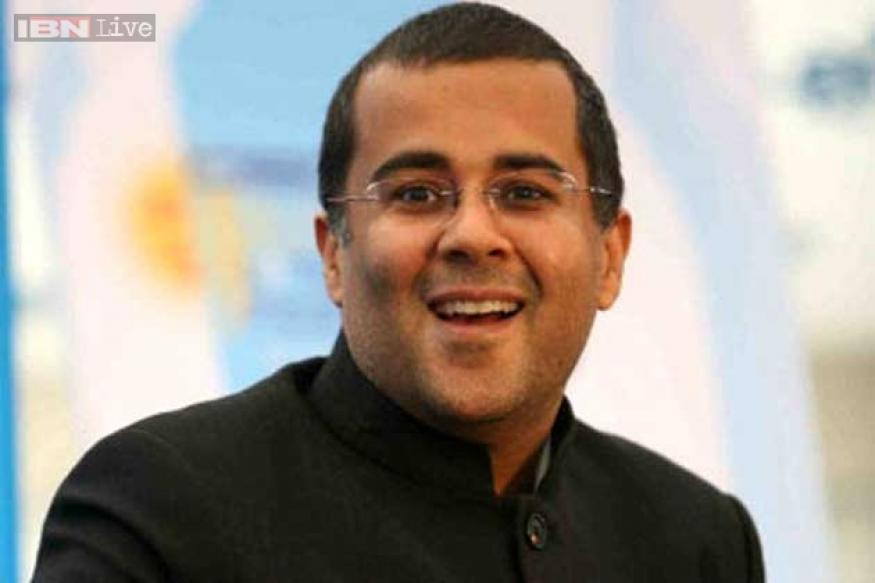 Jaipur Literature Festival 2015: I've seen Ravi Teja's 'Kick' 27 times, says popular author Chetan Bhagat