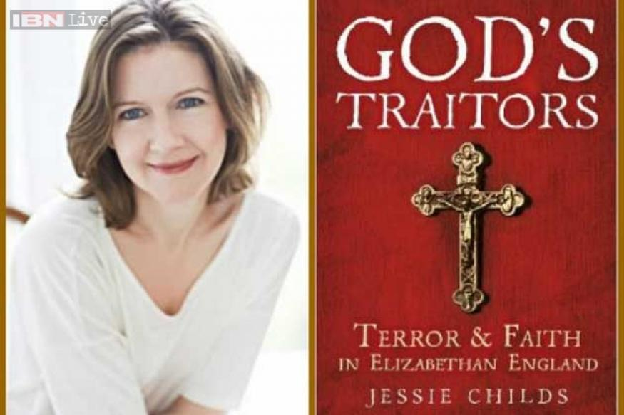 Jaipur Literature Festival 2015:  Religious terrorism existed in the Elizabethan era, claims British author Jessie Childs