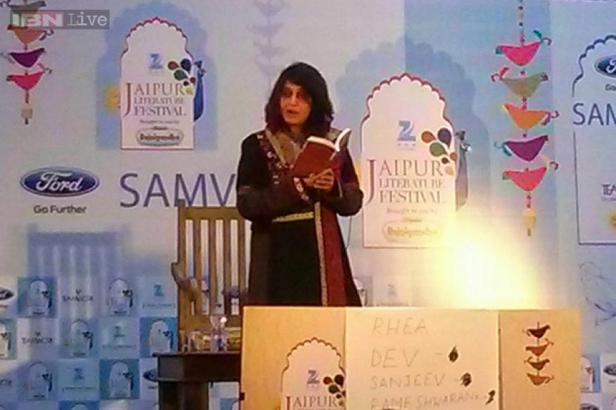 Jaipur Literature Festival 2015: School kids turn mystery solvers; author Ketaki Karnik poses questions