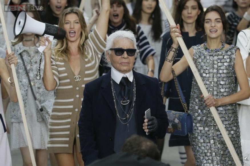 Karl Lagerfeld: If I were the king, my subjects would be stylish, multilingual and free of Alzheimer's disease