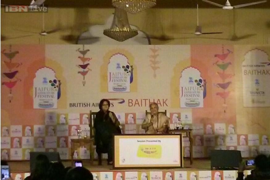 Jaipur Literature Festival 2015: 'Girls have more responsibility because they're better managers'; Sudha Murty discusses motherhood, women empowerment