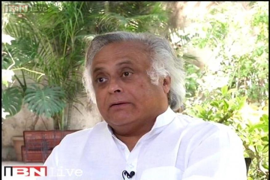 Jairam Ramesh trashes PM's defence of Land Acquisition Bill
