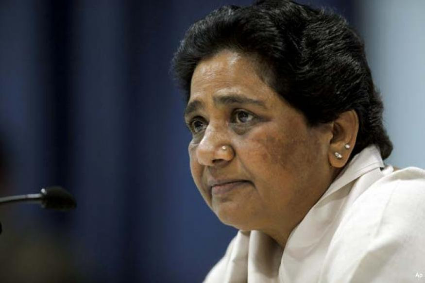 Mayawati asks BSP leaders to donate a month's salary