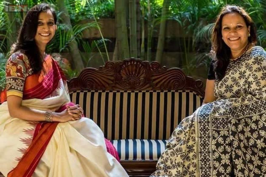 Every Saree has a story to it; what's yours? #100SareePact