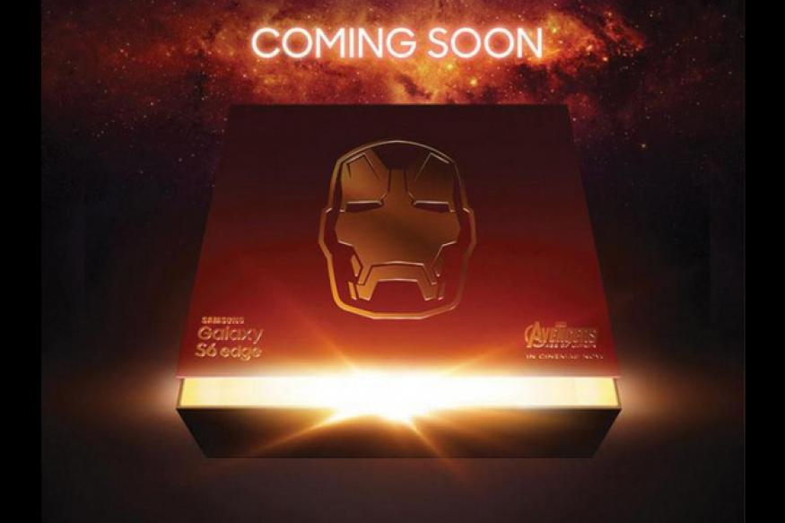 Samsung expected to soon launch Iron Man editions of the Samsung Galaxy S6, S6 Edge