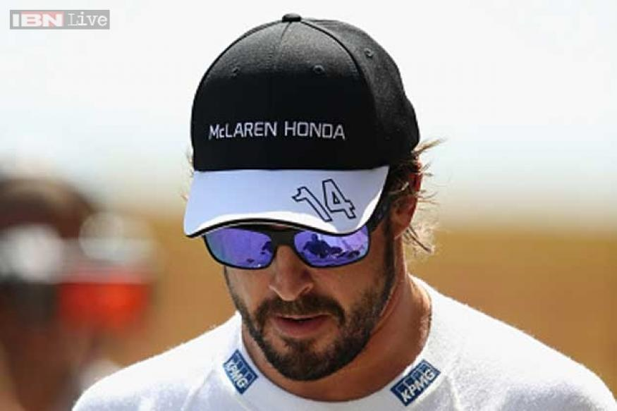 I am going through a transitional period: Fernando Alonso