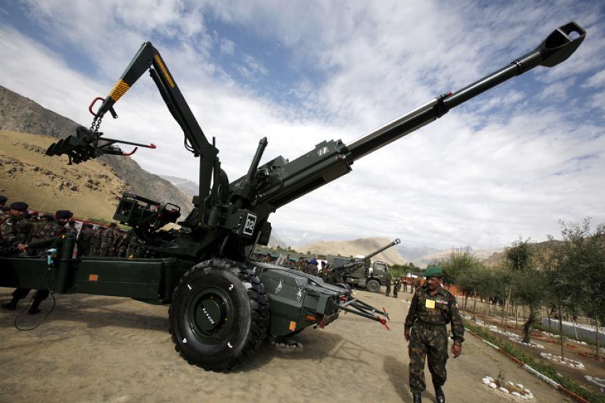 India, US Sign Agreement For 145 M777 Ultra-light Artillery Guns