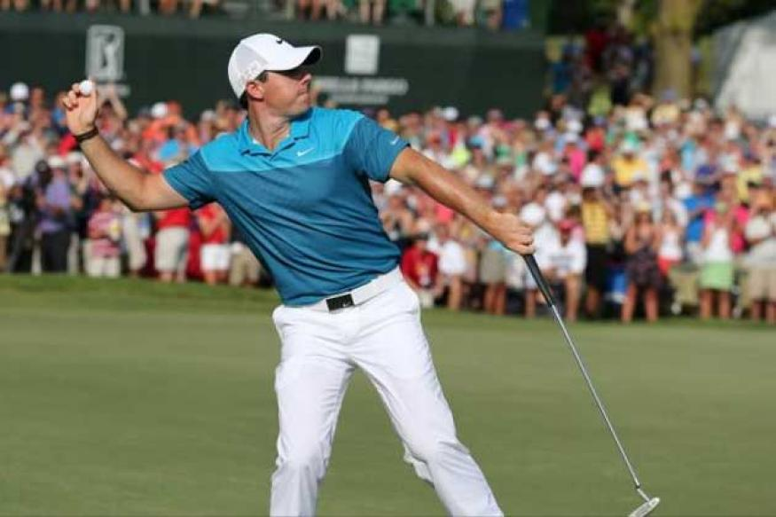 Rory McIlroy allays burnout fears over heavy playing schedule