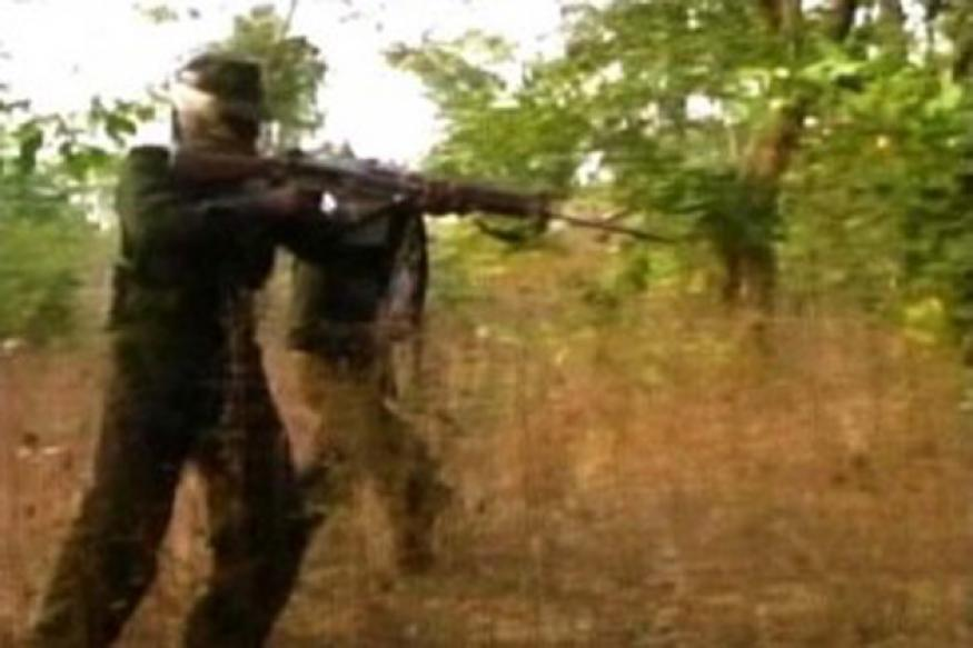 Jharkhand 12 naxals shot down by police in palamu for Bano jharkhand