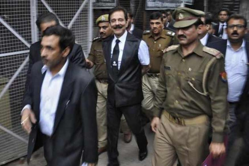 Subrata Roy agrees to pay Rs 1500 crore to SEBI; parole extended